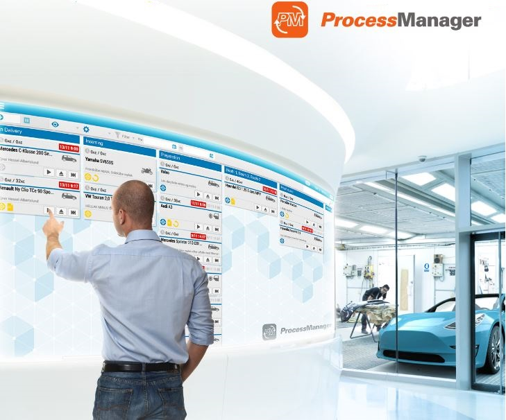 PPG Process Manager